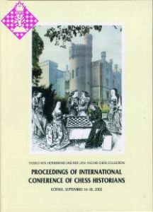International Conference of Chess Historians
