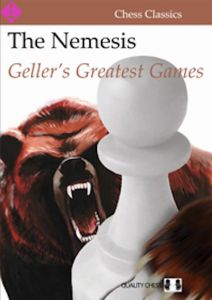 The Nemesis - Geller's Greatest Games (pb)
