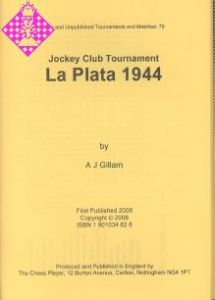 Jockey Club Tournament, La Plata 1944