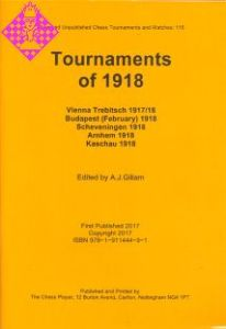 Tournaments of 1918