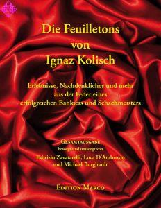 Die Feuilletons von Ignaz Kolisch