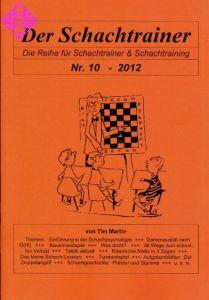 Der Schachtrainer Nr. 10 - 2012