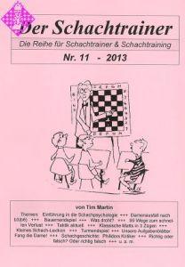 Der Schachtrainer Nr. 11 - 2013