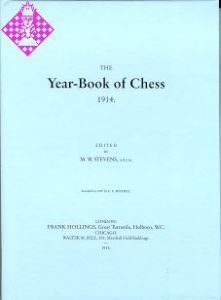 The Year-Book of Chess 1914