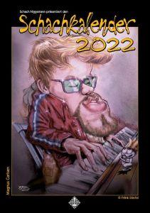 Wandkalender Schachmeister 2022