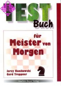 Testbuch für Meister von Morgen