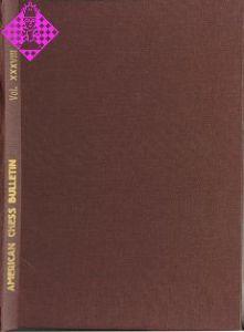 American Chess Bulletin 1941
