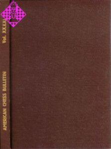 American Chess Bulletin 1944