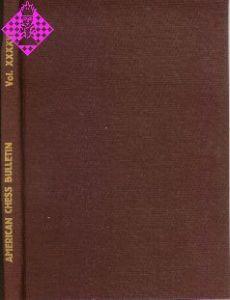 American Chess Bulletin 1949