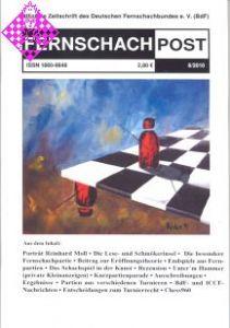 Fernschachpost 8/2010