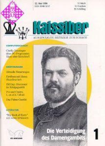 Kaissiber 01 1