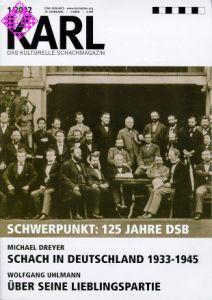 Karl - Die Kulturelle Schachzeitung 2002/1