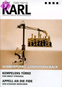 Karl - Die Kulturelle Schachzeitung 2002/4