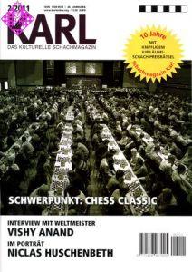 Karl - Die Kulturelle Schachzeitung 2011/2