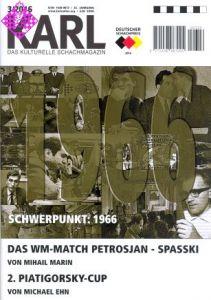 Karl - Die Kulturelle Schachzeitung 2016/3
