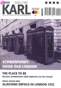 Karl - Die Kulturelle Schachzeitung 2020/2