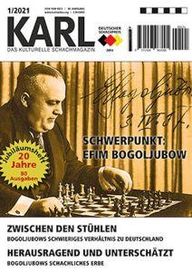 Karl - Die Kulturelle Schachzeitung 2021/1