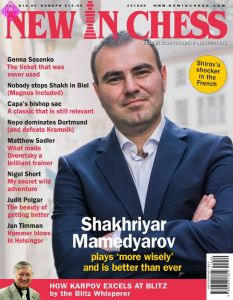 New in Chess Magazine 2018/6
