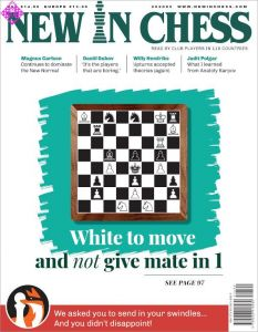 New in Chess Magazine 2020/5