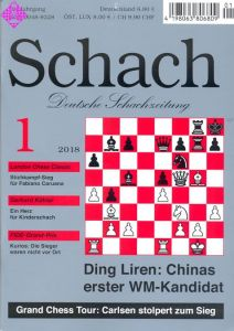 Schach 1 / 2018