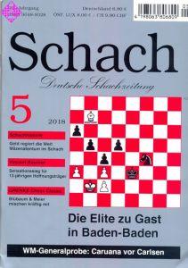 Schach 5 / 2018