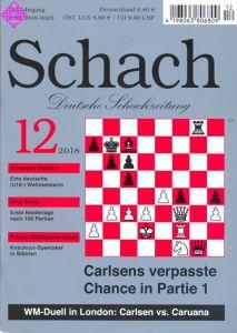 Schach 12 / 2018