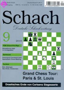 Schach 09 / 2019
