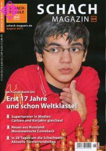 Schach Magazin 64 - 2011/08