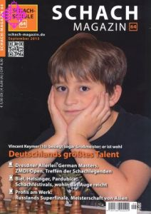 Schach Magazin 64 - 2015/09