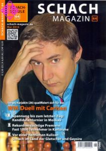 Schach Magazin 64 - 2016/05