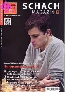 Schach Magazin 64 - 2017/07