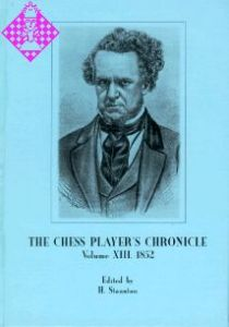 The Chess Player's Chronicle 1853