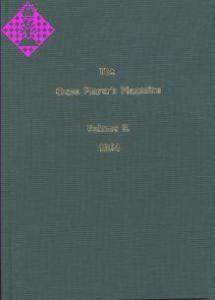 The Chess Player's Magazine / Vol. II. - 1864