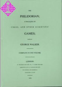 The Philidorian