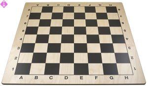 Chessboard birch plywood, field 50 mm