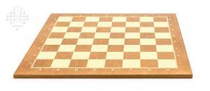 Schachbrett Sperrholz gebeizt, FG 50 mm