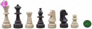 Pieces, Tournament International, 8 sets
