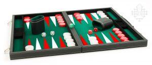 Backgammonkoffer,  45,5 x 28,0 x 5,8 cm
