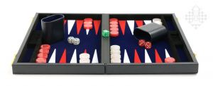 Backgammonkoffer, 38,5 x 24 x 6cm