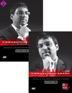 Viswanathan Anand: My Career 1+2