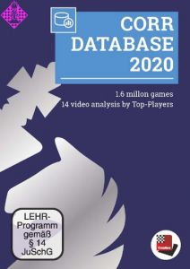 Corr Database 2020 - Update von Corr 2018