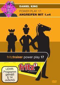 Power Play 17 - Angreifen mit 1.e4, Teil 1