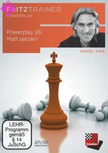 Power Play 26 - Matt setzen!