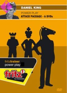 Attack Package - 6 DVDs