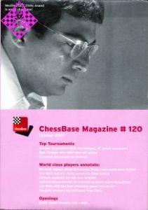 ChessBase Magazine (DVD + print) / english version 120