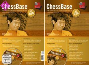 ChessBase Magazin 150 (DVD + Heft)