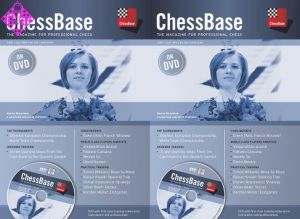 ChessBase Magazine 166 (DVD + print)