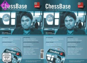 ChessBase Magazine 173 (DVD + print)