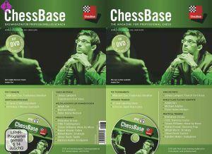 ChessBase Magazin 183 (DVD + Heft)