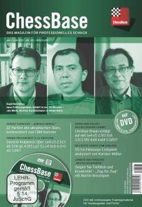 ChessBase Magazin 201 (DVD + Heft)